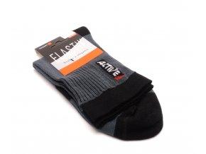 Ponožky Active - šedá