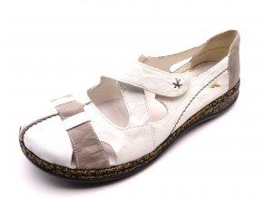 Dámské pohodlné sandály 46367-80