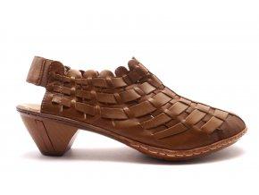 Dámská proplétaná obuv 46778-22