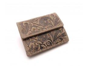 Dámská peněženka s ornamenty w1112-55