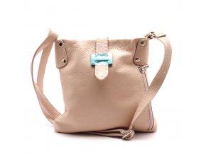Krásná kabelka 10-85 starorůžová