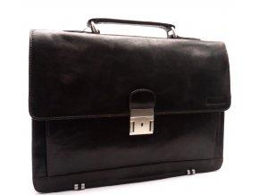 Pánská kožená taška 2079/c hnědá