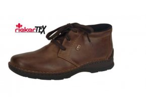 Pánská pohodlná zimní obuv s ovečkou 05344-25