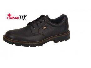 Pánská pohodlná obuv s hrubou podrážkou 15910-26