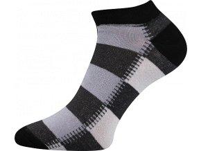 Ponožky Piki čtverec 43B - 2