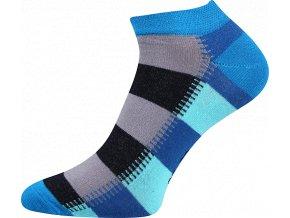 Ponožky Piki čtverec 43B - 1