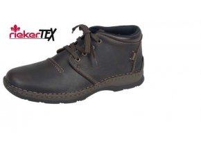 Pánská módní obuv s kožíškem 05343-25