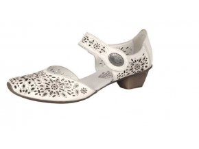Dámská perforovaná obuv 49745-80