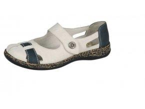 Dámská velice pohodlná obuv 46366-80