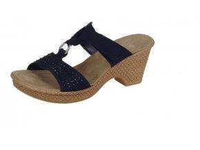 Dámské elegantní pantofle 66082-01