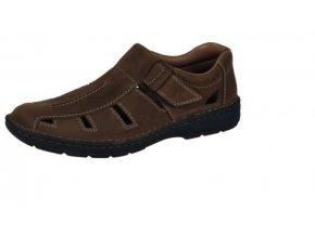 Pánská obuv s větráním b0457-27
