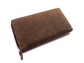 Dámská peněženka s ornamenty D206-33