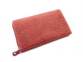 Dámská peněženka s ornamenty D206-38