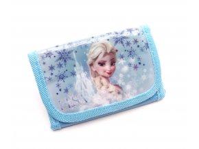 Dětská peněženka PH4950-1 Elsa světle modrá