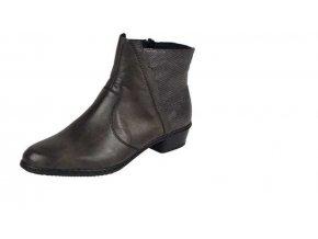 Dámská kotníčková elegantní obuv y0769-45