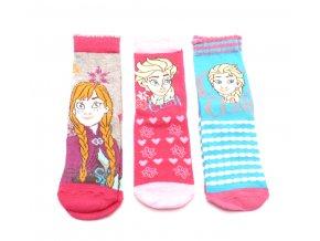 Dětské ponožky Ledové království - Frozen - QE4703-1