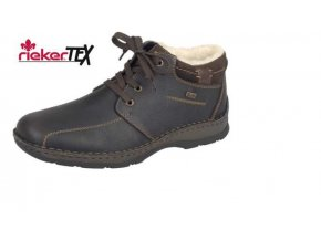 Pánská obuv s ovečkou 05331-25