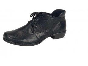 Dámská obuv na zavazování 52240-00