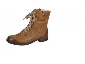 Dámská hnědá obuv z9814-24