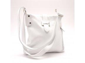 Krásná kabelka 10-85 bílá