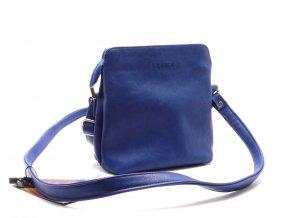 Kabelka modrá 11-40086B