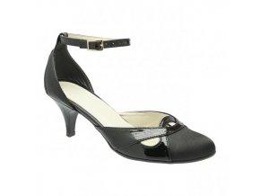 Dámská elegantní plesová obuv 167