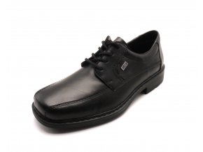 Pánská obuv s ozdobným prošíváním 12820-00