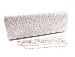 Kabelka 15-81 stříbrná
