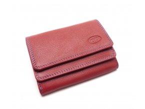 Dámská červená peněženka X 1185-08