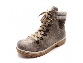 Dámská kotníková obuv Y9430-43
