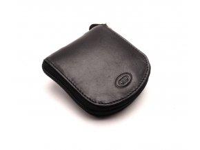 Malá černá peněženka G-7112-01