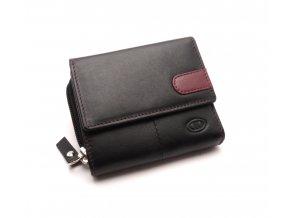 Dámská praktická kožená peněženka S1138-81