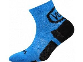 detske ponozky oskarek modra