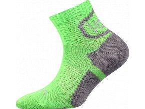 detske ponozky oskarek zelena