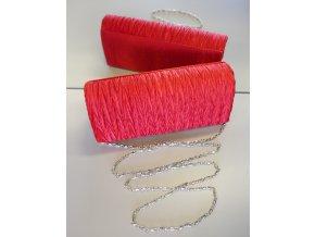 Kabelka 1638 červená