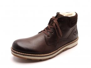Pánská zimní kotníková obuv 30323-24