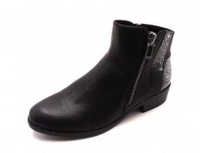 Dámská kotníková obuv 2-25307-29