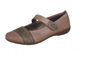 3f21539199 Dámská pohodlná obuv d4626-31