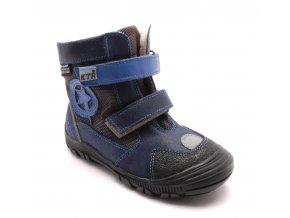 Dětská zimní obuv 315/1/N2 Modrá