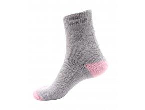 Ponožky Televizorky šedé