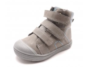 Dětská zimní obuv DA03-111C Grey