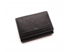 Dámská kožená peněženka LM-2520/E BLACK