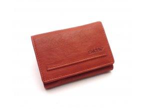 Dámská kožená peněženka LM-2520/E RED