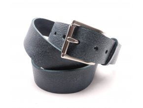 Kožený opasek soft jeans R49/138