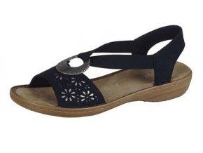 Dámská velice pěkná a pohodlná obuv 60886-00