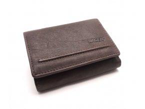 Dámská kožená peněženka LM-2520/E BROWN