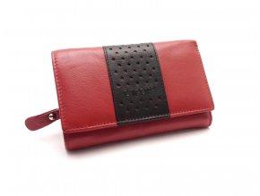 Dámská peněženka V-16 RED