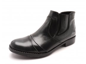 Pánská kožená obuv 235 POP STAL