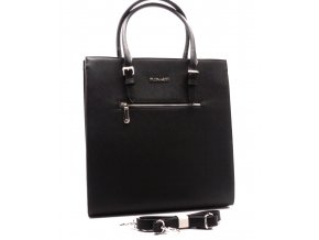 Elegantní dámská kabelka 13-06 černá