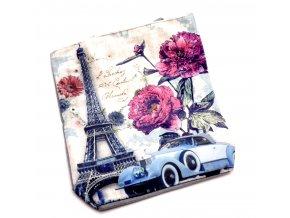 Elegantní taška textilní PARIS 1